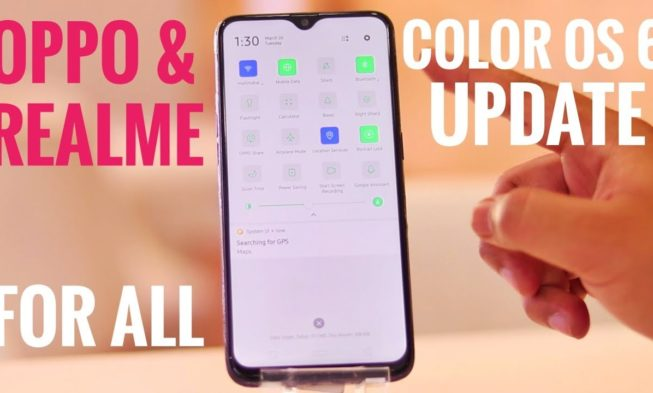 Color Os 6 Update For All Oppo & Realme Phones - Technology Master
